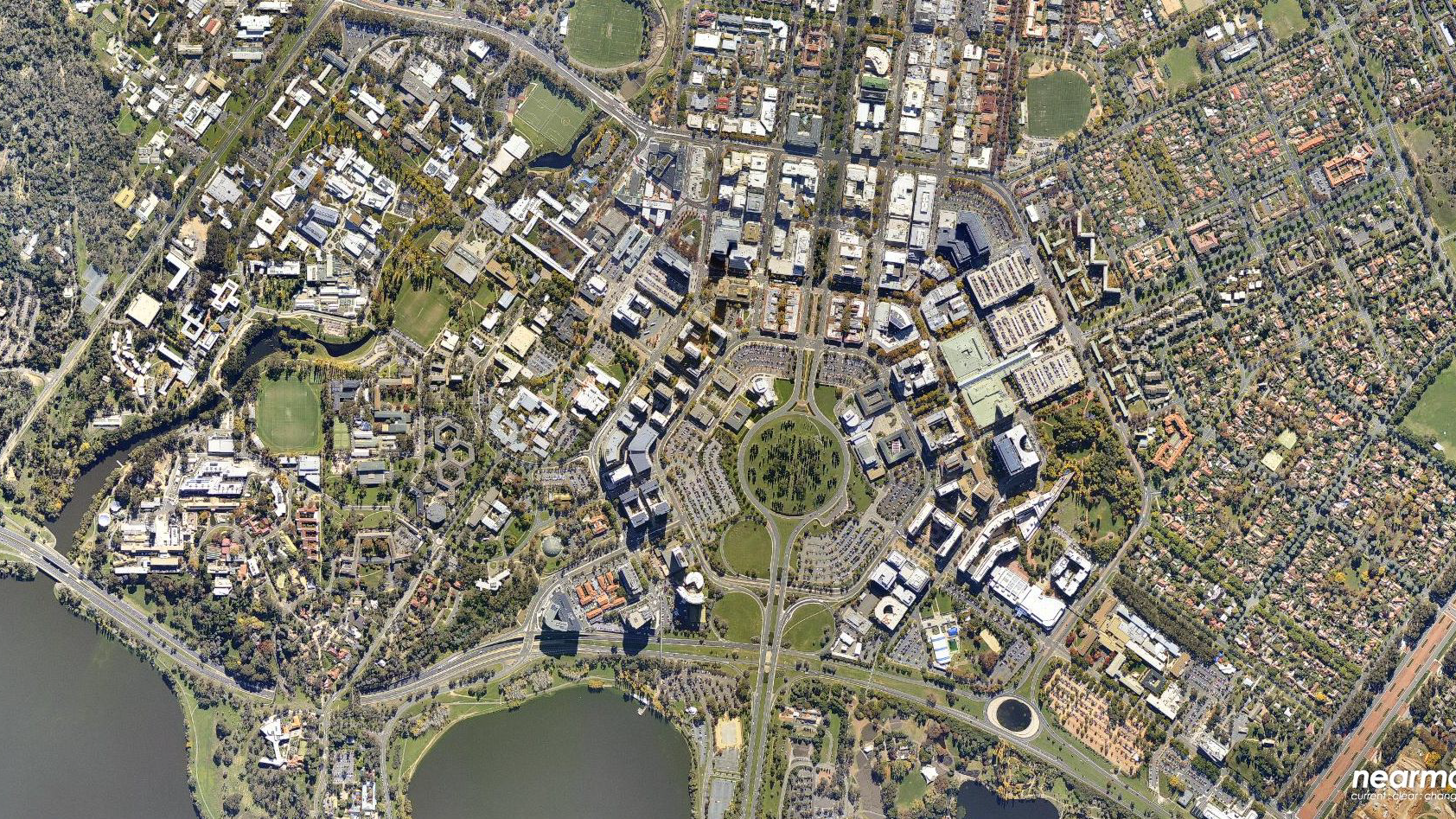 Canberra Metro Light Rail Integration Study